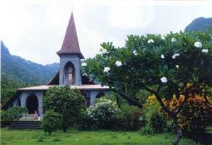 Archipel des Marquises : île de Tahuata